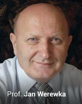prof Jan Werewka