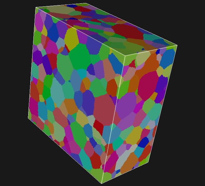 3D microstructure