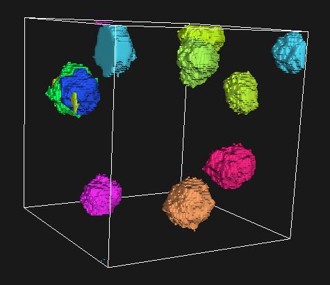 3D Recrystallization Grains