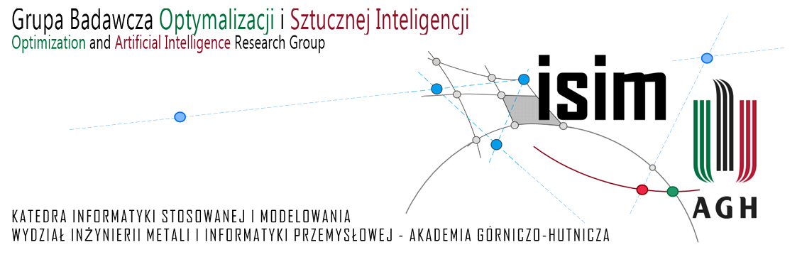 Pracownia Zastosowań Optymalizacji i Sztucznej Inteligencji KISIM WIMiIP AGH